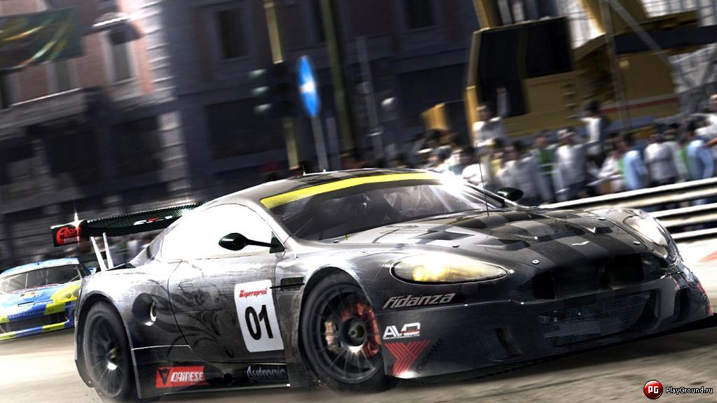 Скачать Race Driver GRiD Разработчик: Codemasters Studios Издательство: